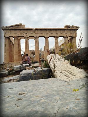 Экскурсия в Акрополь