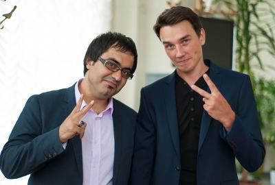 Бабак и Сергей