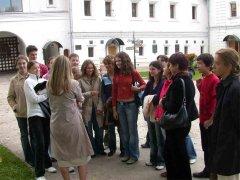 Ольга экскурсовод в Костроме