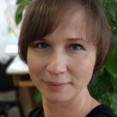 Марина Жерибор