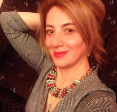 Стелла Исаханян