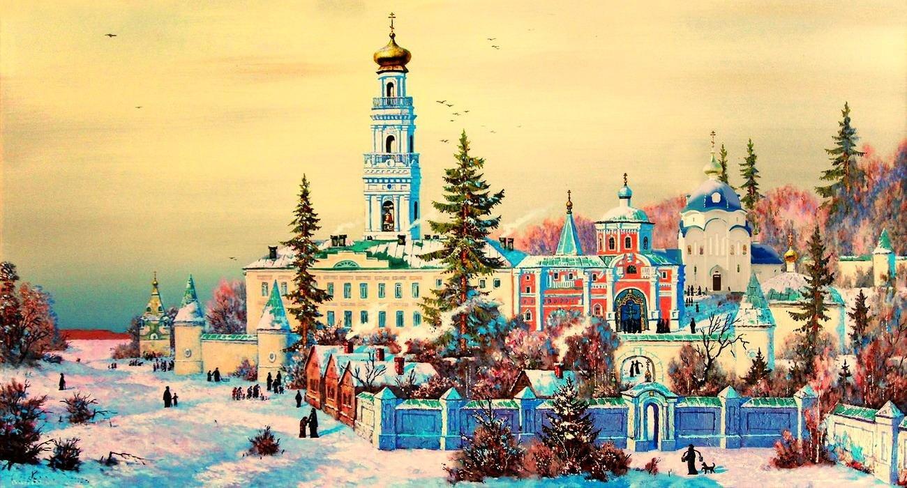 Монастыри Казани