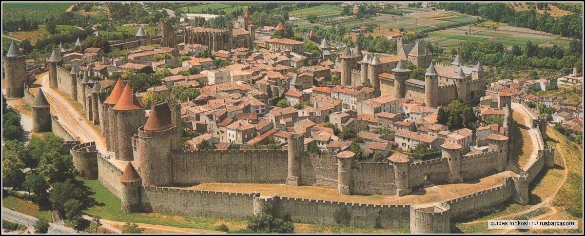 Поездка во французский замок Каркассон с дегустацией устриц