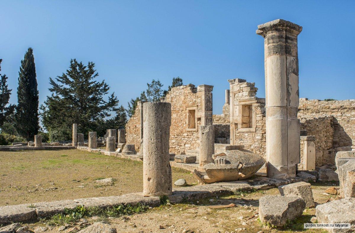 Лимассол. Центральный регион Кипра. Обзорный тур