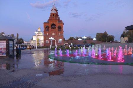 Вечерняя прогулка по Шалопаевке