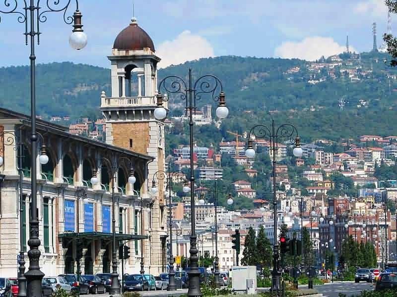 Триест - модный сосед Опатии. Экскурсия в Италию
