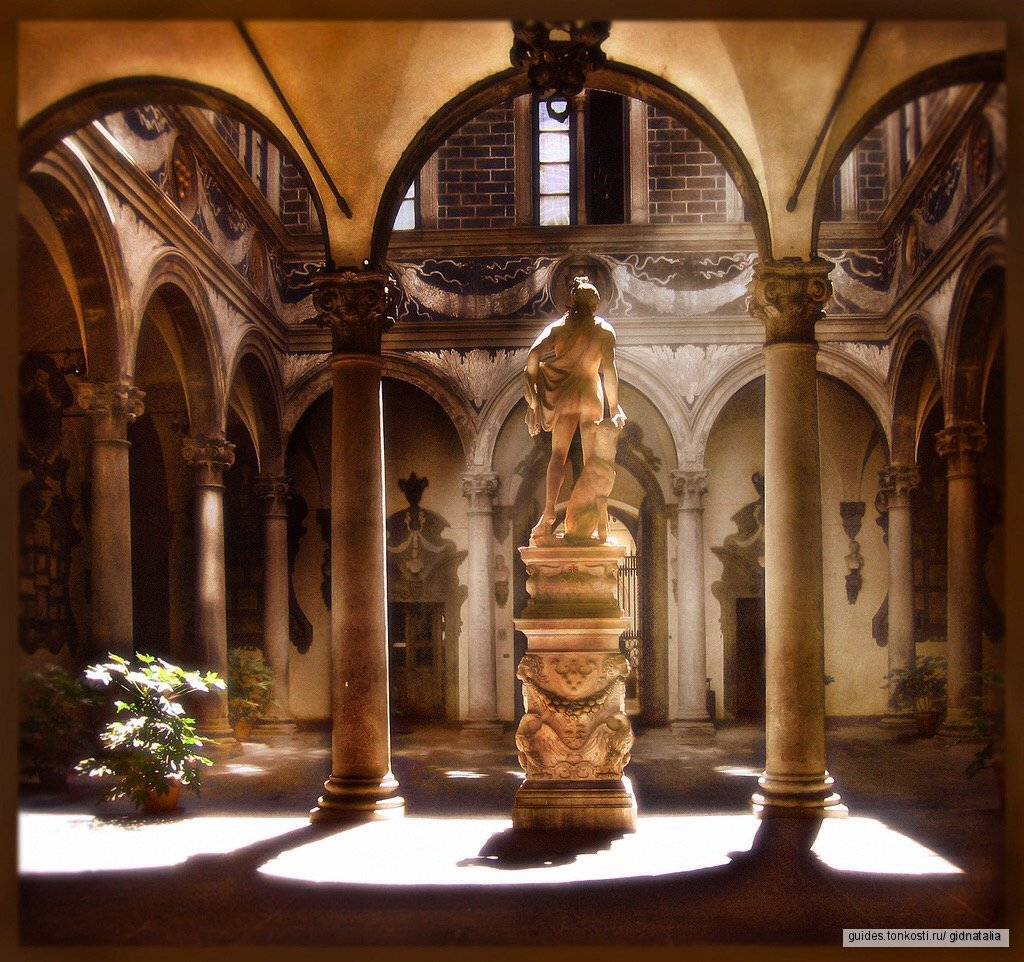 Микеланджело во Флоренции