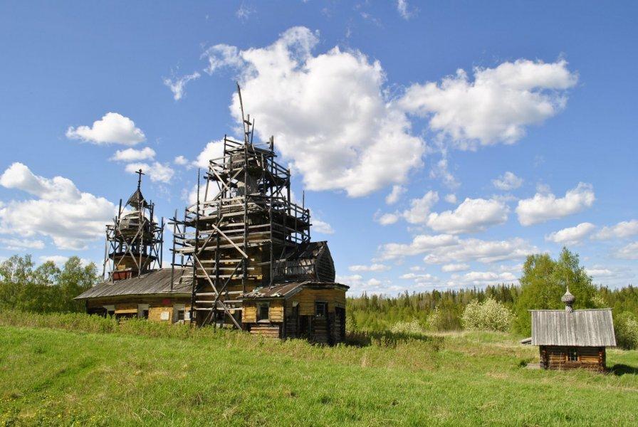 В жерло древнего вулкана, или Минеральные источники Куртяево