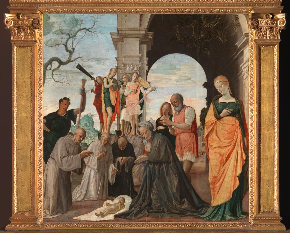 Картинные галереи Милана