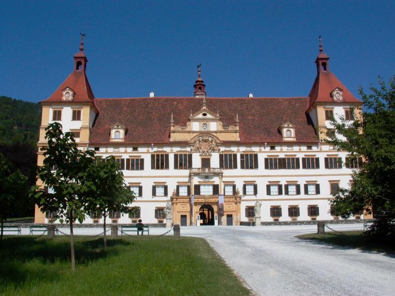 Дворец Эггенберг