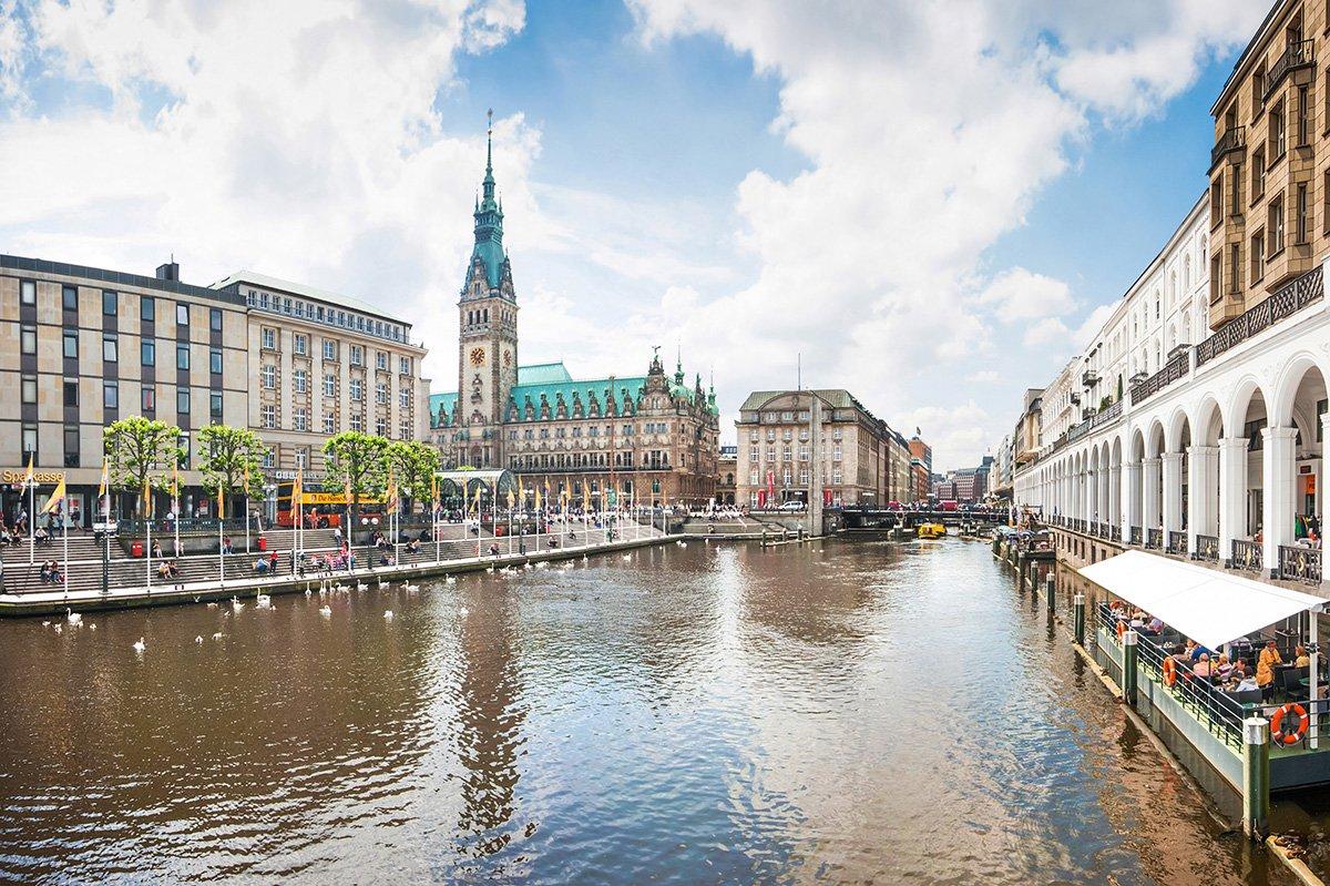 Индивидуальные экскурсии в Гамбурге с выездом в другие города/страны