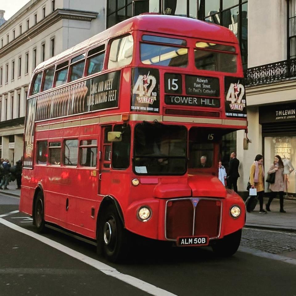 «Лондон ежедневно в 15:15»