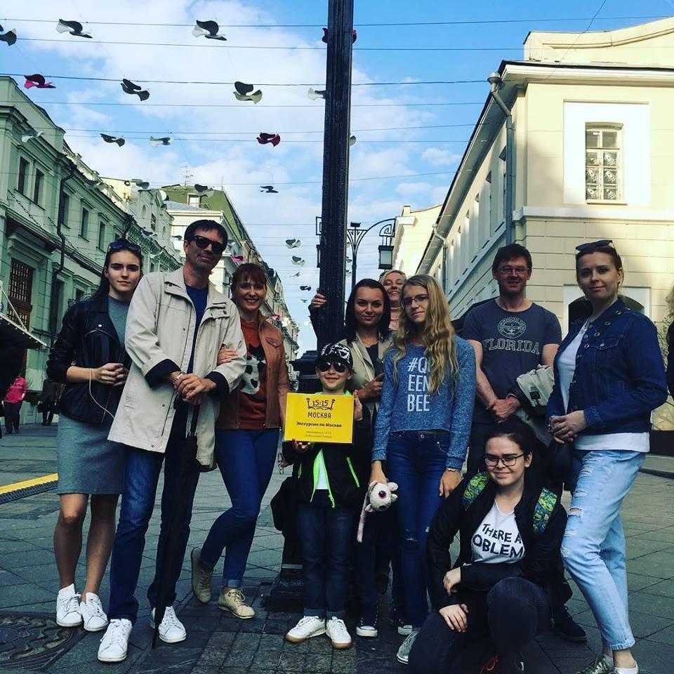 «Москва ежедневно в 15:15»