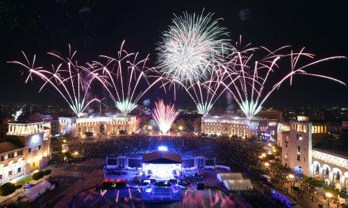 Новогодний групповой тур в Армению, 5 дней