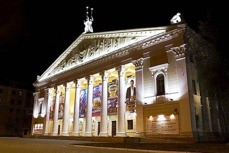 Казань музыкальная и театральная