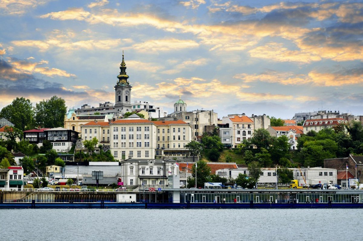 Сербия с смыслом и вкусом в 3 — 4 дня