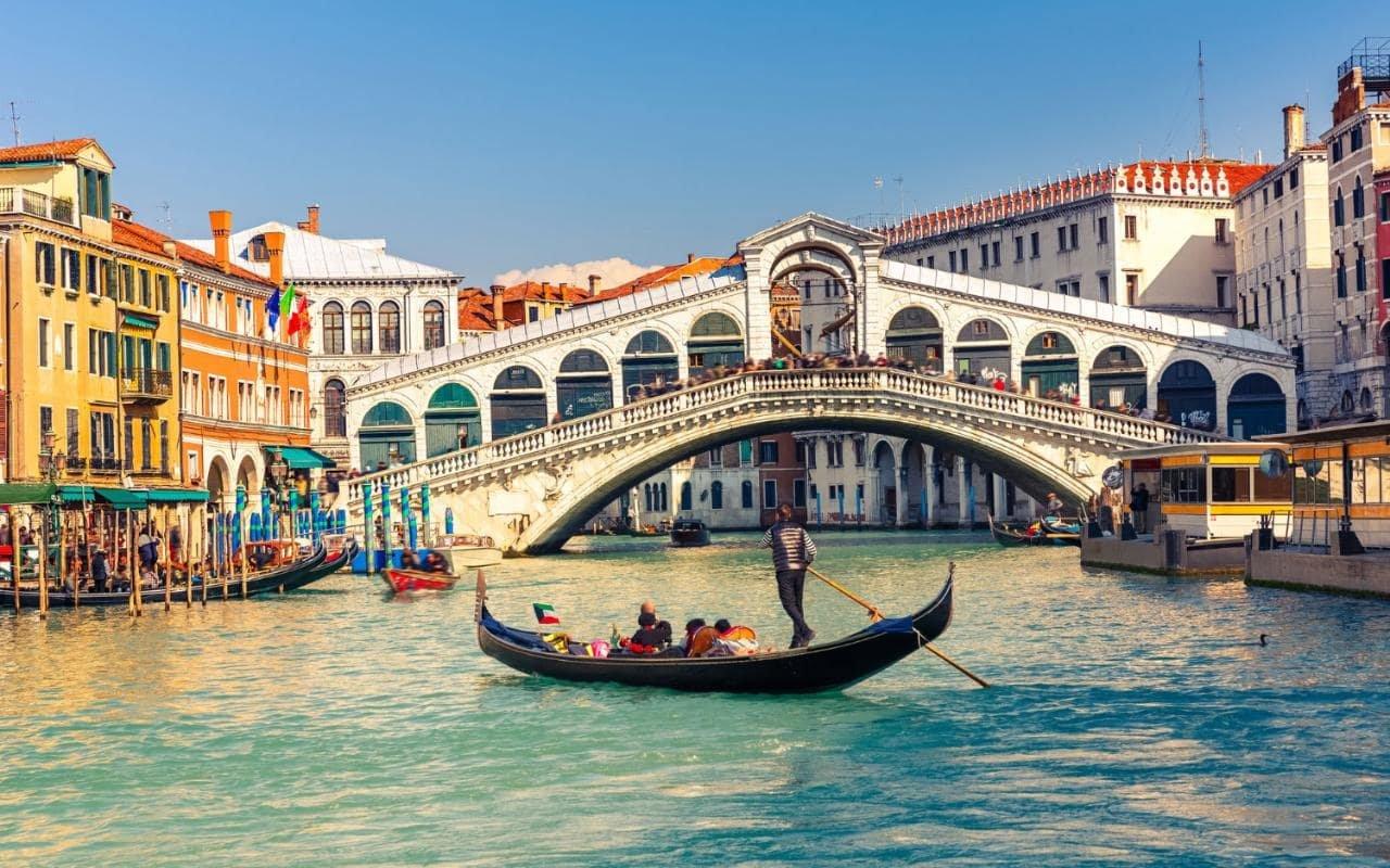 Венеция для тех, кто впервые в городе
