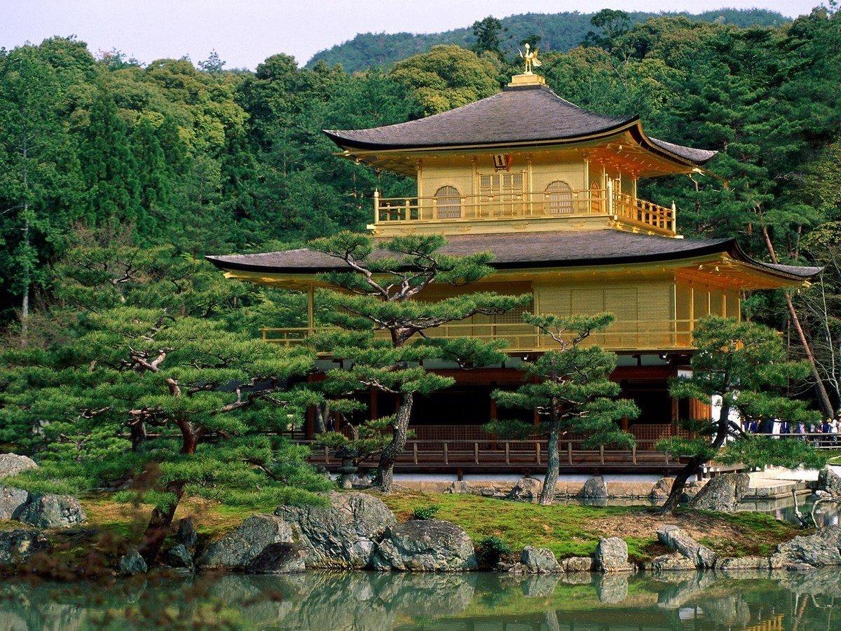 Киото. Жемчужина японской цивилизации