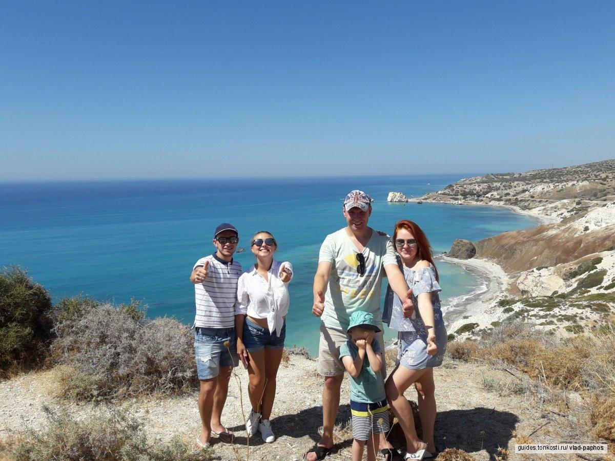 Индивидуальная 4,5-часовая обзорная экскурсия по Пафосу
