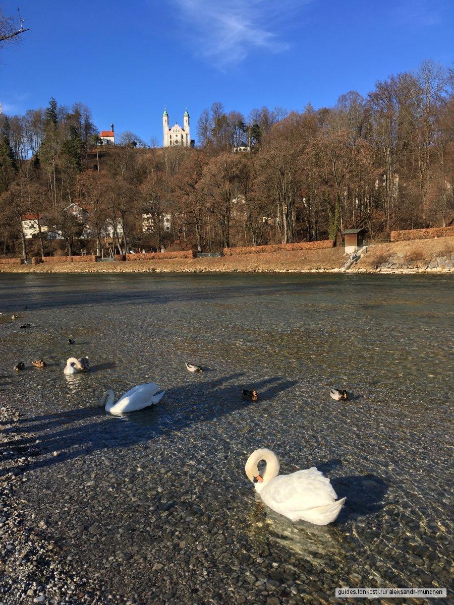 Бад-Тёльц — Тегернское озеро (Bad Tolz — Tegernsee)