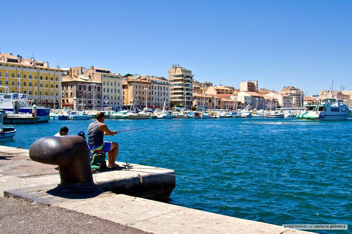 Марсель: тайны солнечного города