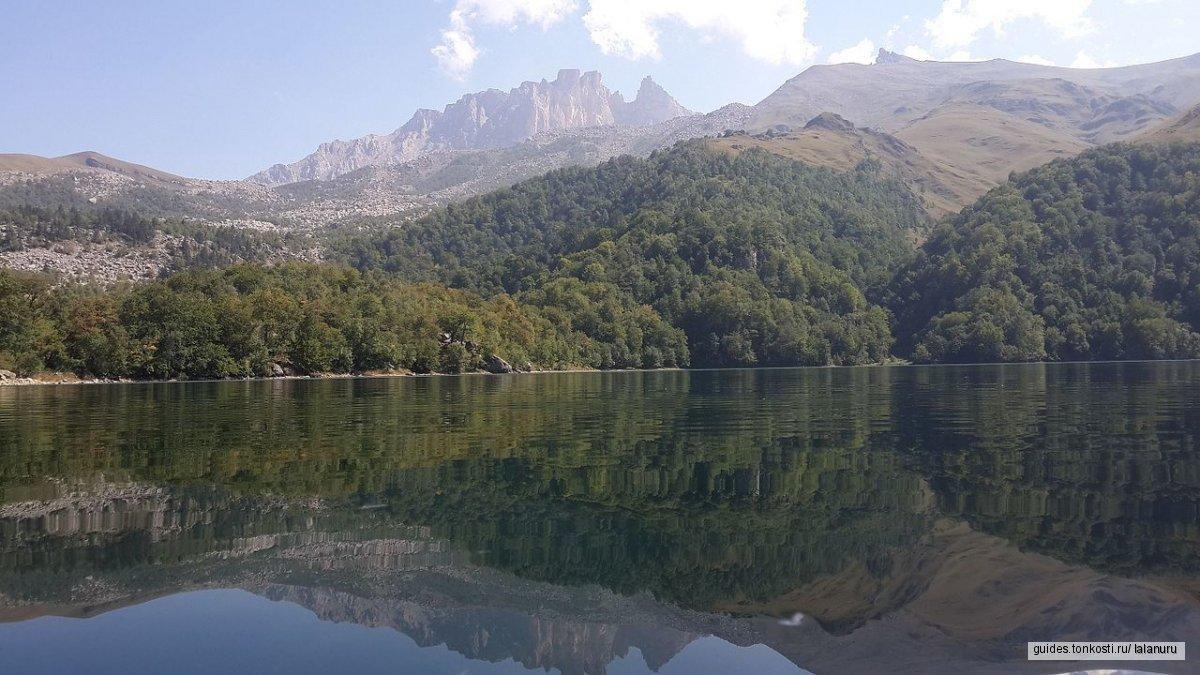 Таинственный и живописный Азербайджан