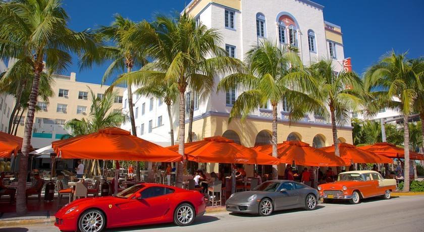 Майами – чувственный коллапс