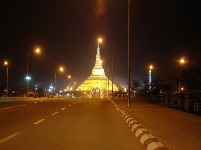 «Обитель королей» —  новая таинственная столица Мьянмы