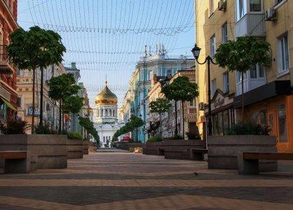 Ростов — южная столица