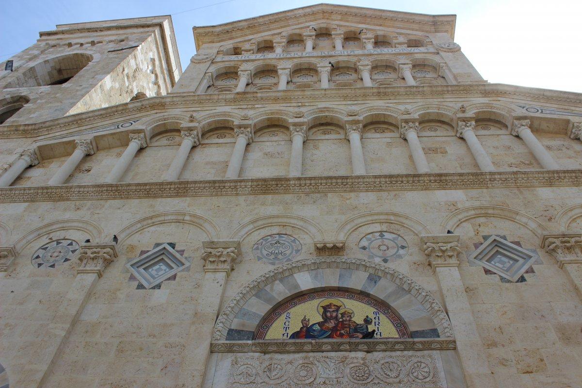Столица Сардинии — город Кальяри