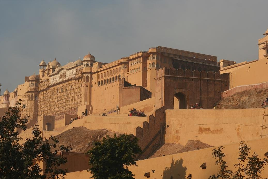 Тур в Джайпур из Дели на 2 дня