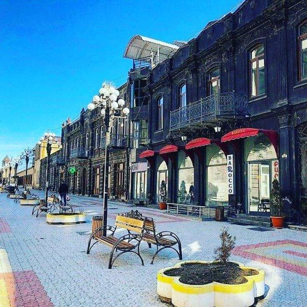 Город Гюмри — самый колоритный город Армении.
