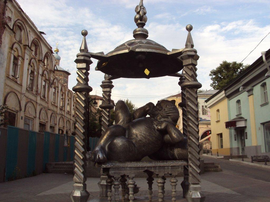 Легенды и сказки Казани