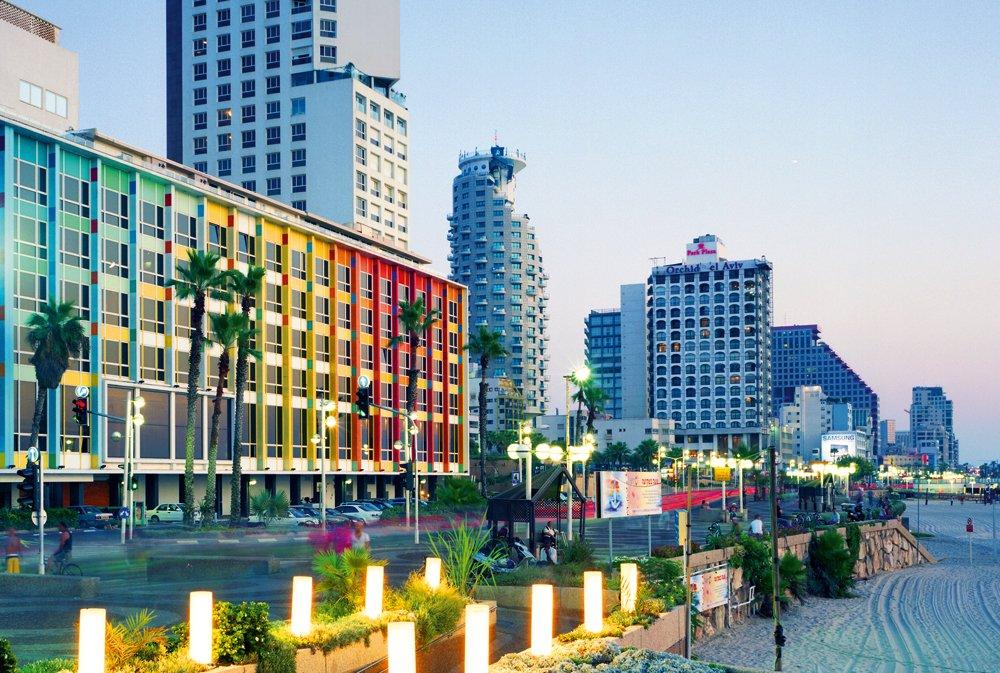 Экскурсия по Тель-Авиву, мини-Израиль и бриллиантовая биржа