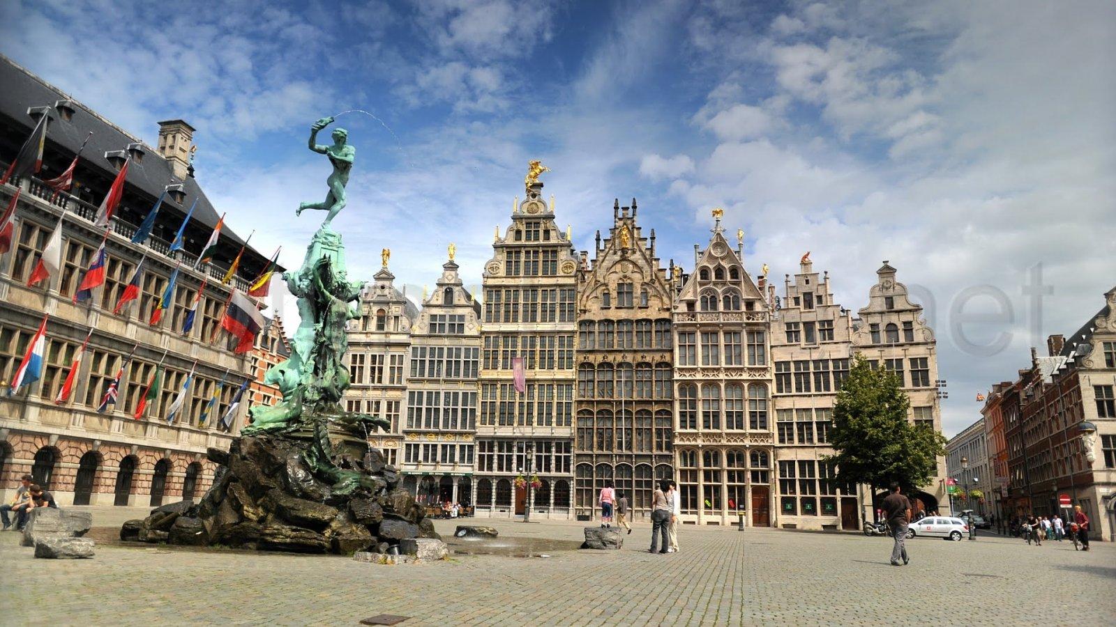 Экскурсия в Антверпен