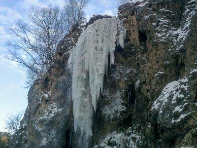 Окрестности Кисловодска. Медовые водопады, Кольцо-гора, Замок коварства и любви