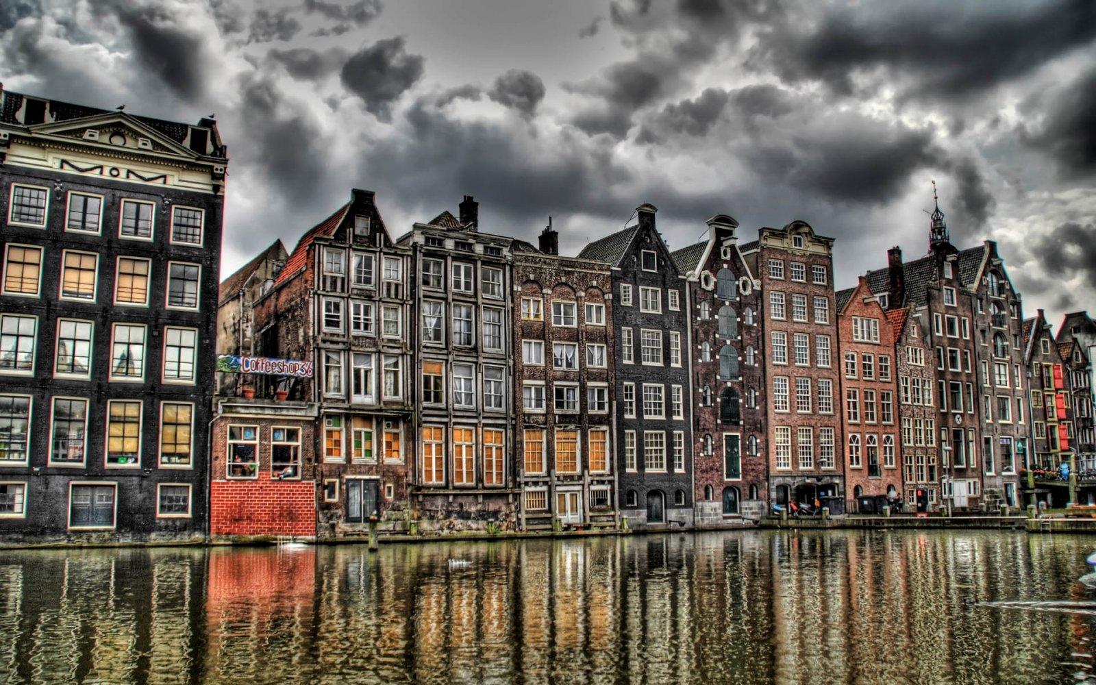 Обзорная пешеходная экскурсия по Амстердаму