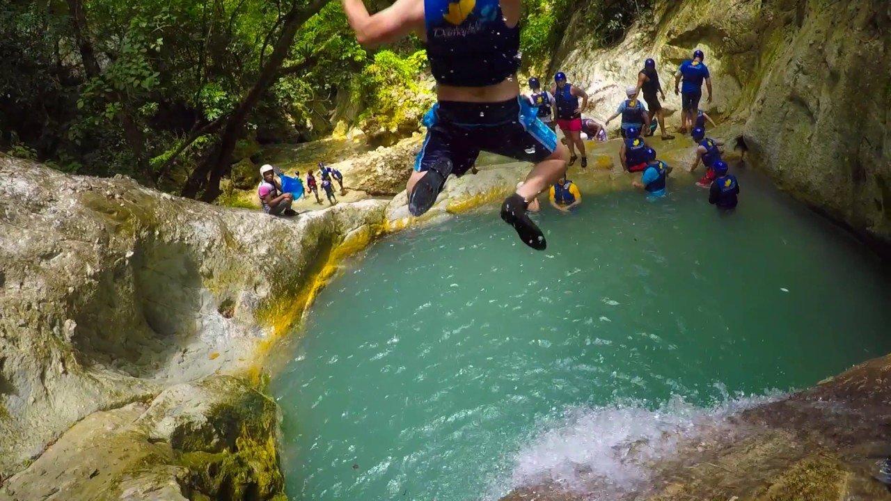 27 водопадов + прозрачная лагуна Ду Ду