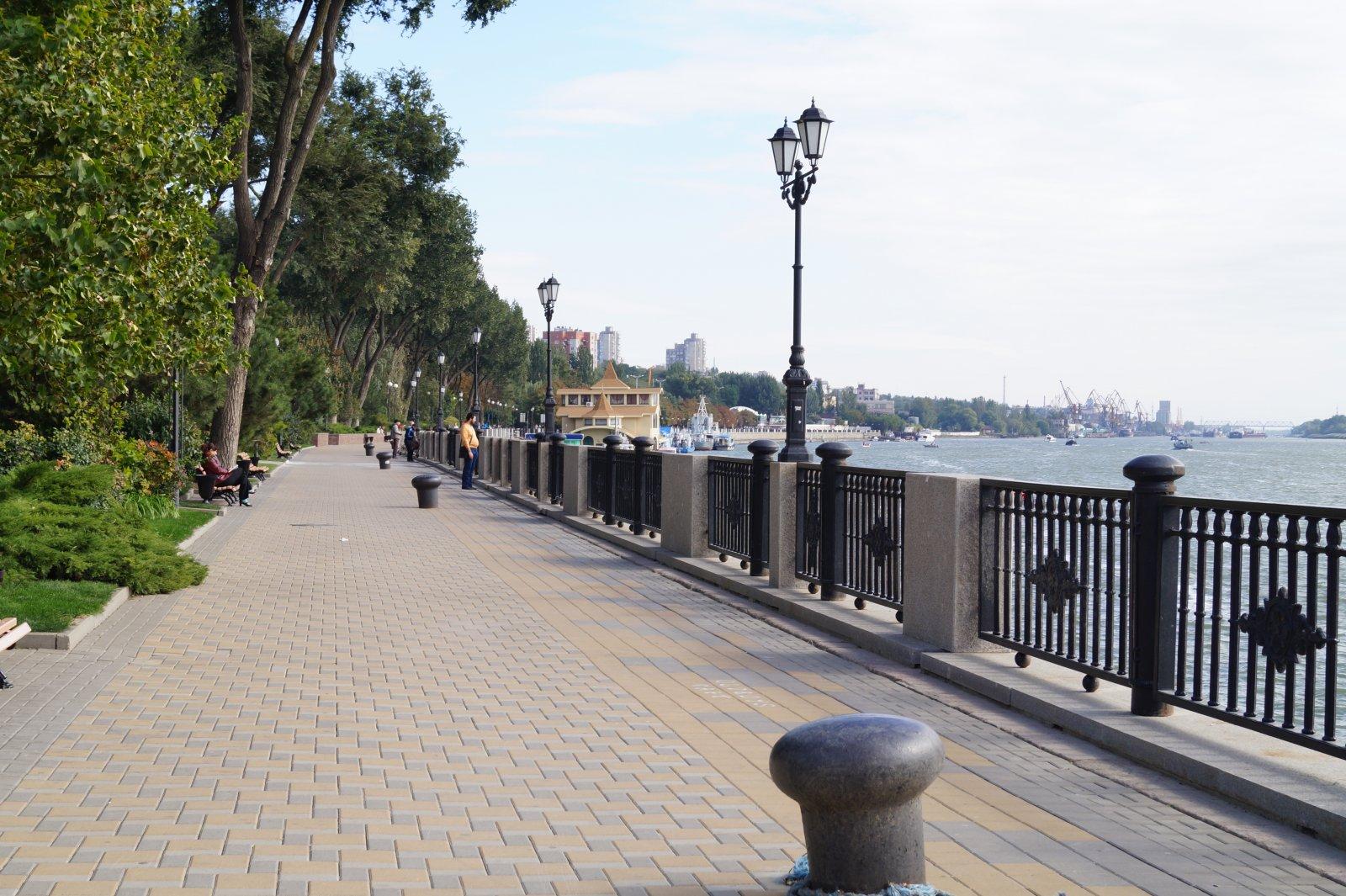 Откуда пошла и есть жизнь ростовская - I вариант