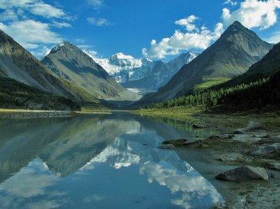 Конный поход на летнее солнцестояние к священной горе — Белуха. Алтай 2022