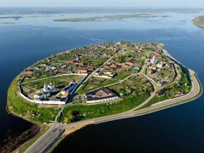Остров-град Свияжск (автобусно-пешеходная экскурсия)
