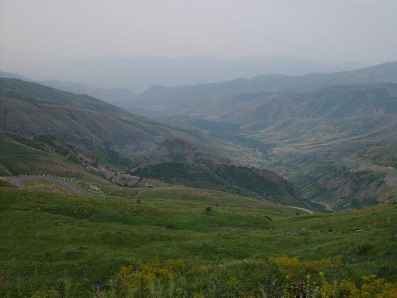 Обзорная экскурсия по склону горы Арагац