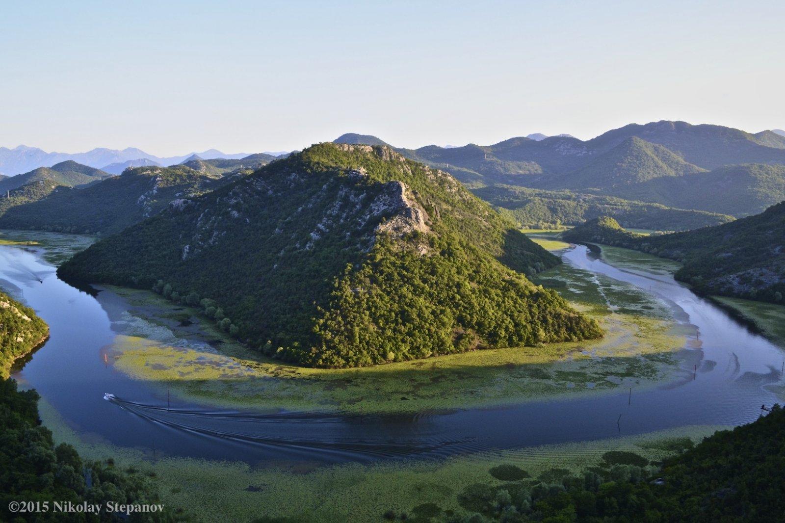 Авторский тур по Старой Черногории. Ловчен, Цетине и нац. парк «Скадарское озеро», его панорамы