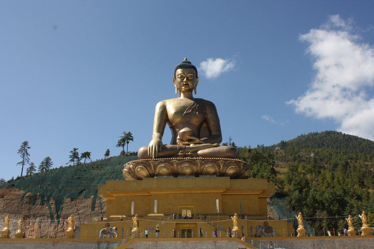 Тимпху — Пунакха — Паро, 5 дней