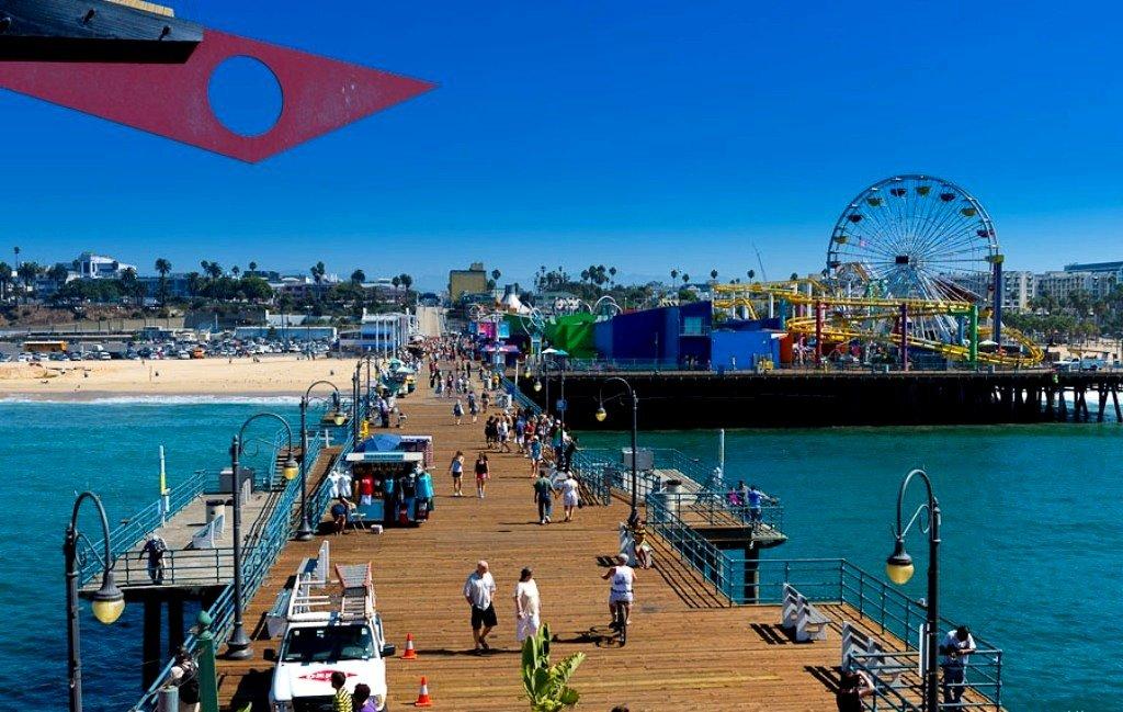 Лос-Анджелес — по следам знаменитостей