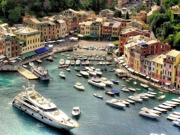 Портофино (с выездом из Генуи)