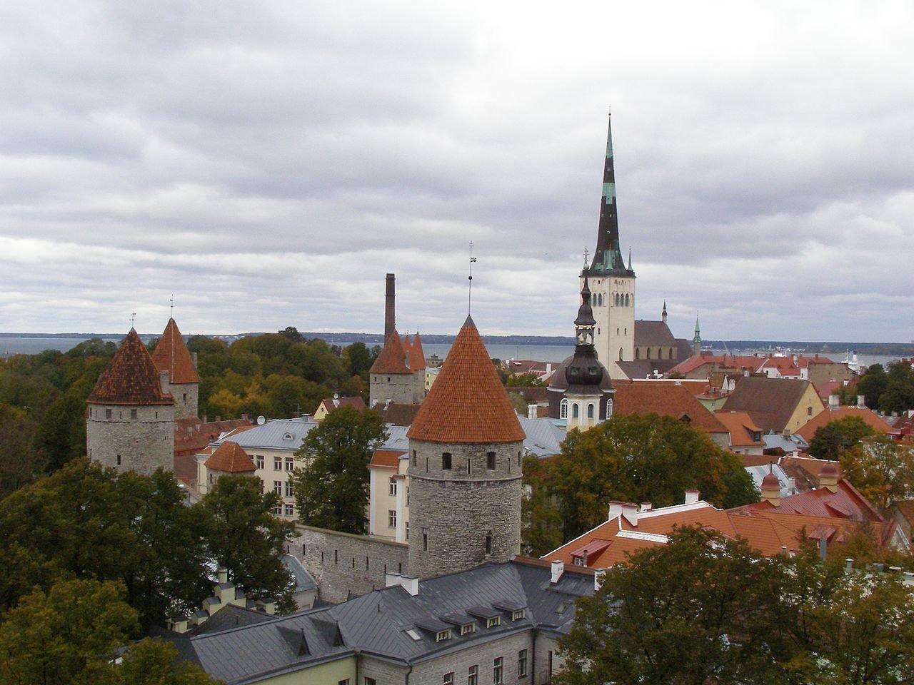 Групповая экскурсия по Таллину в 15:15