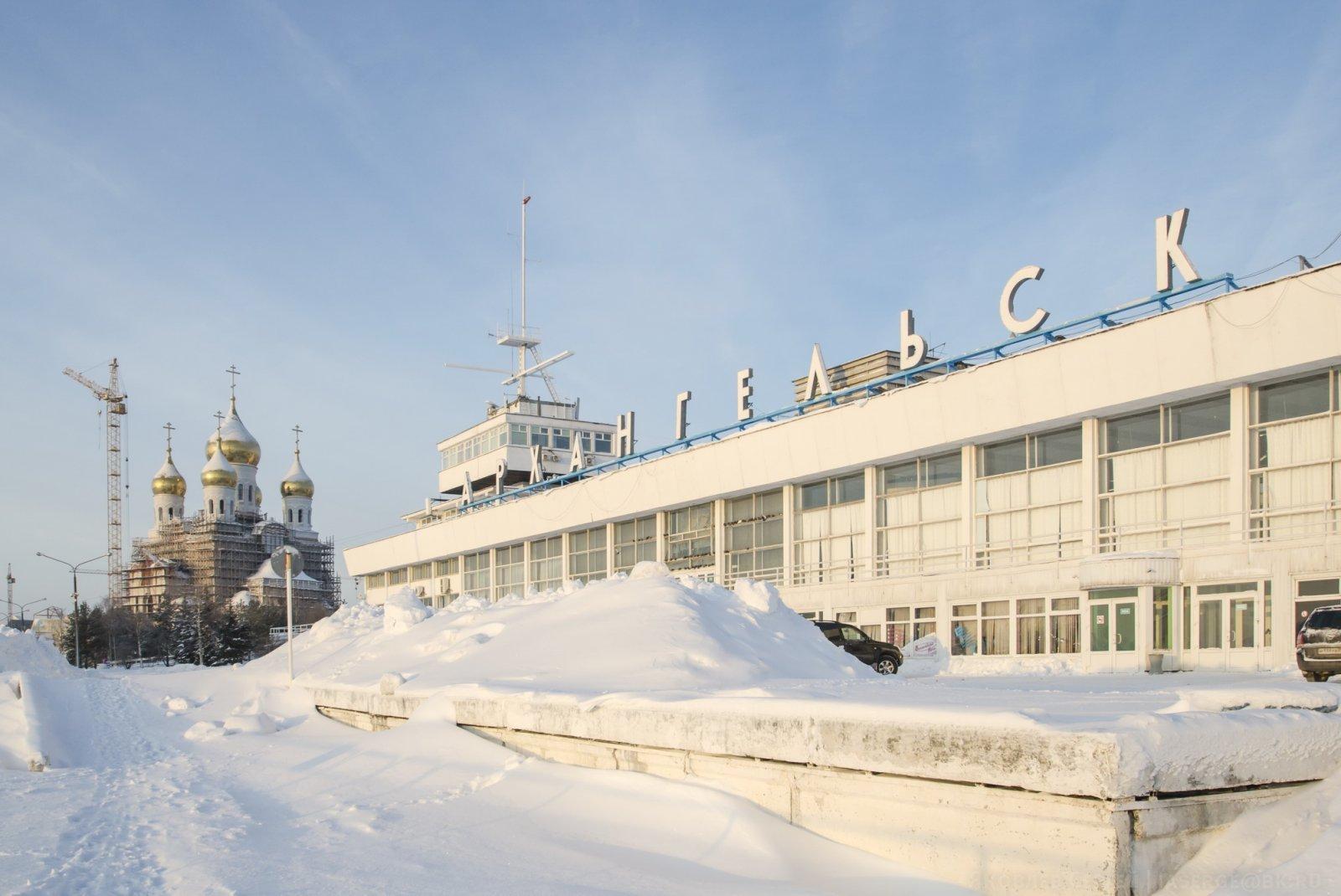 Архангельск — первое окно России в Европу