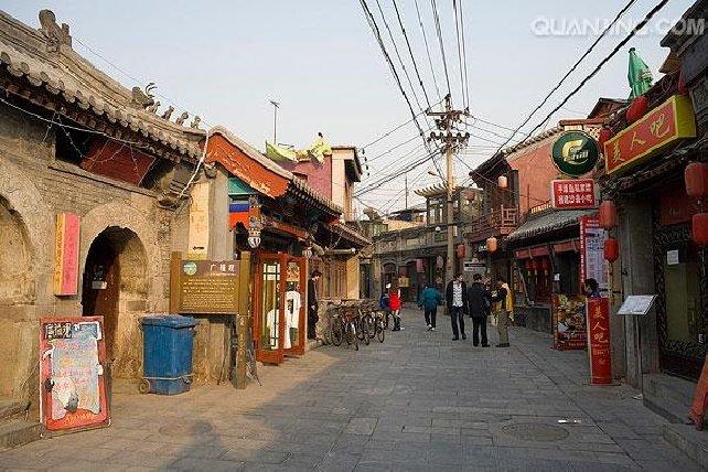 Хутуны — старинные переулки Пекина