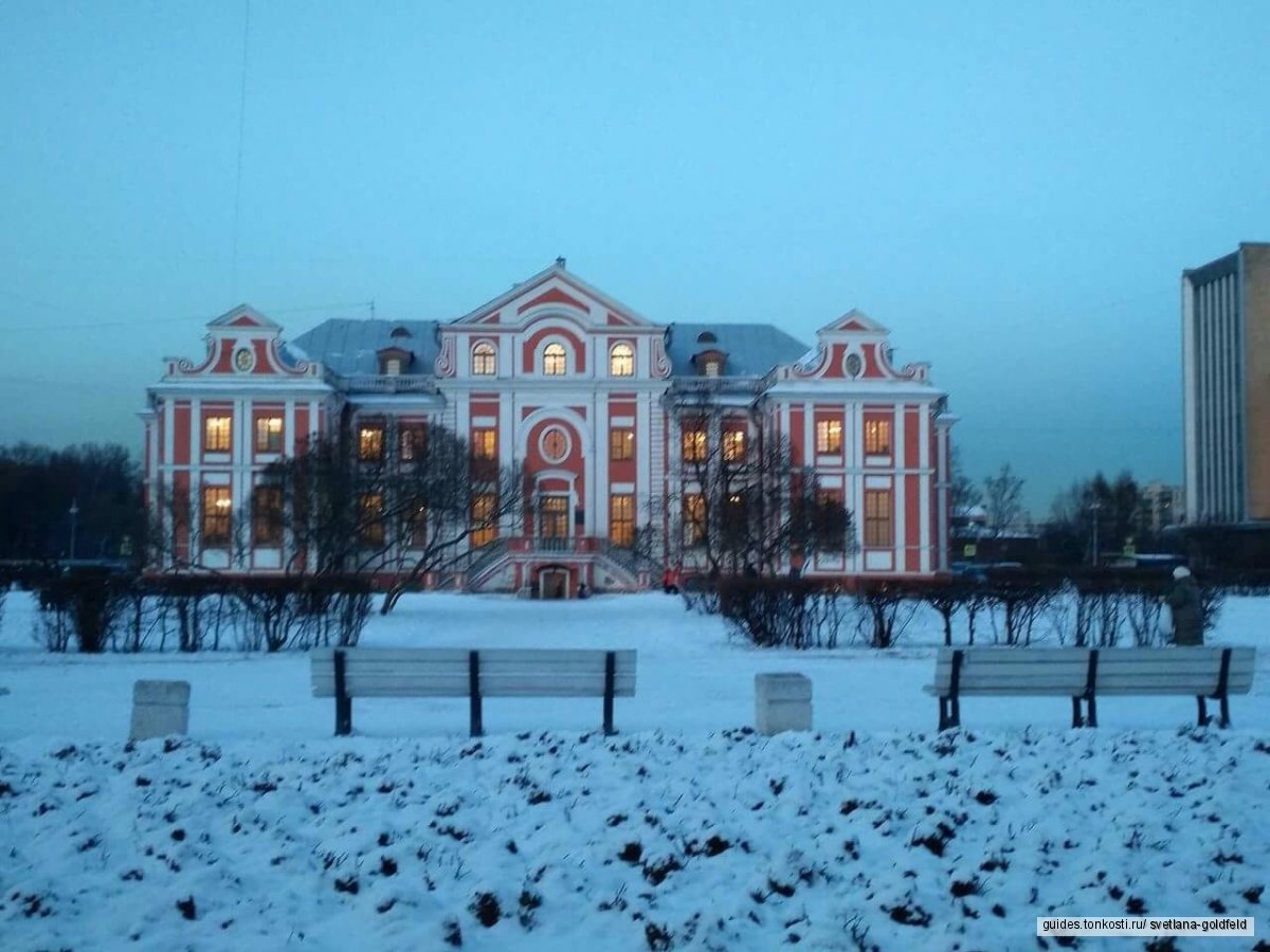 Барокко в архитектуре Санкт-Петребурга. Преображение Руси в Россию